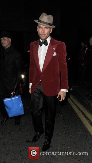 Matt Goss - Celebrities arriving at the Playboy Club - London, United Kingdom - Tuesday 3rd December 2013