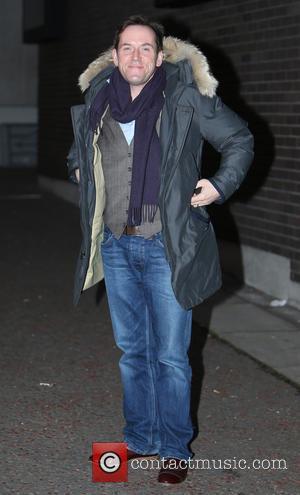 Ben Miller - Ben Miller outside the ITV studios - London, United Kingdom - Tuesday 3rd December 2013