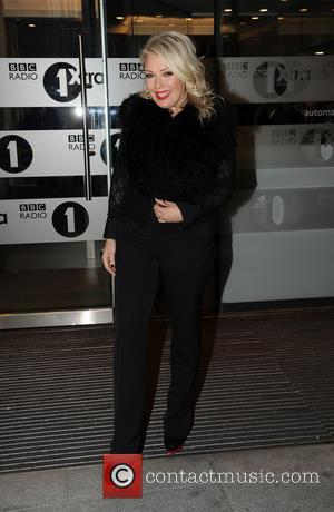 Kim Wilde - Kim Wilde pictured at the BBC - London, United Kingdom - Tuesday 3rd December 2013