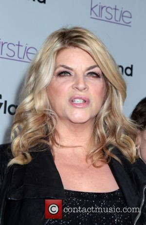 Kirstie Alley Makes Jenny Craig Return In Order To Lose 30 Pounds