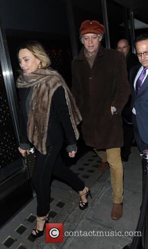 Bob Geldof's Daughter Fifi Engaged On Christmas Day