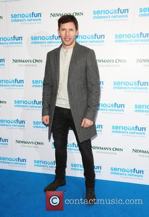 James Blunt - SeriousFun Children's Network Gala at the Roundhouse - Arrivals - London, United Kingdom - Tuesday 3rd December...