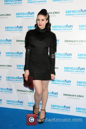 Kate Nash - SeriousFun Children's Network Gala at the Roundhouse - Arrivals - London, United Kingdom - Tuesday 3rd December...