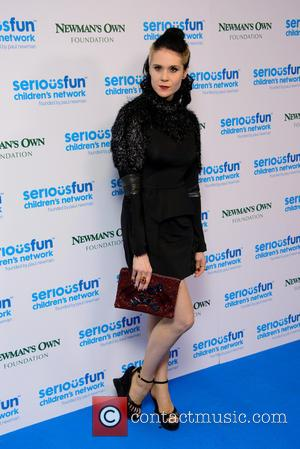 Kate Nash - Serious Fun Children's Network London Gala - Arrivals - London, United Kingdom - Tuesday 3rd December 2013