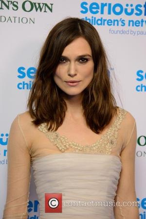 Keira Knightley - Serious Fun Children's Network London Gala