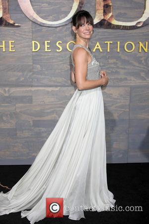 Evangeline Lilly - The Hobbit Premiere at Dolby Theater in Los Angeles - Los Angeles, California, United States - Tuesday...