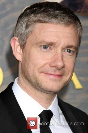 Martin Freeman - The Hobbit Premiere