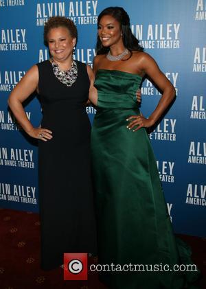 Debra L. Lee and Gabrielle Union