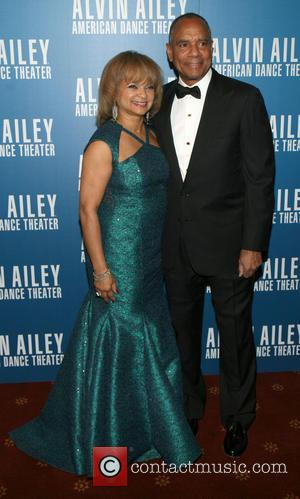 Alvin Ailey, Kathryn Chenault and Kenneth Chenault