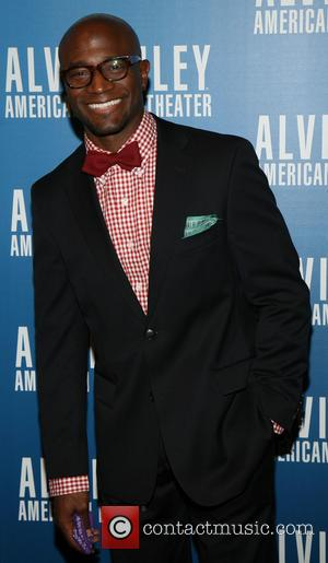 Taye Diggs - Alvin Ailey American Dance Theater Opening Night Gala held at New York City Center - New York,...