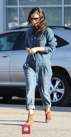 Rachel Bilson - Rachel Bilson wearing rolled up jeans and brown boots goes shopping in  Beverly Hills - Los...
