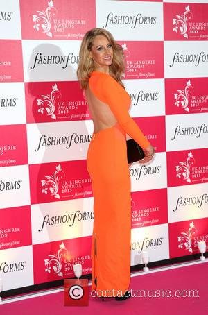 Josie Gibson - The UK Lingerie Awards 2013 held at Freemason's Hall - Arrivals - London, United Kingdom - Wednesday...