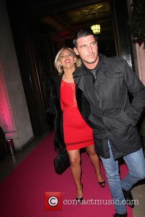 Frankie Essex - The UK Lingerie Awards 2013 held at Freemason's Hall - Departures - London, United Kingdom - Wednesday...