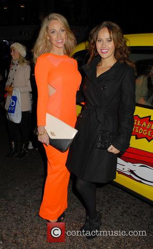 Josie Gibson - 'A Night With Nick' annual fundraiser at INK - London, United Kingdom - Wednesday 4th December 2013