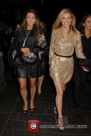 Luisa Zissman and Ashley James
