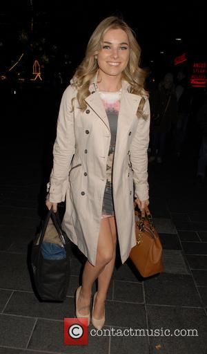 Sian Welby - 'A Night With Nick' annual fundraiser at INK - London, United Kingdom - Wednesday 4th December 2013