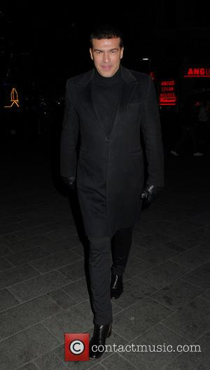 Tamer Hassan - 'A Night With Nick' annual fundraiser at INK - London, United Kingdom - Wednesday 4th December 2013