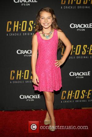 Caitlin Carmichael - Crackle's Season 2 Premiere Of Original Digital Series