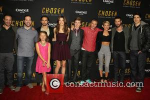 Evan Charnov, Ryan Lewis, Milo Ventimiglia, Caitlin Carmichael, Sarah Roemer, Joey Luthman, Brett Davern, Nicky Whelan, Chad Michael Murray and Brandon Routh