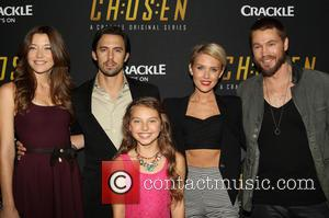 Sarah Roemer, Milo Ventimiglia, Caitlin Carmichael, Nicky Whelan and Chad Michael Murray