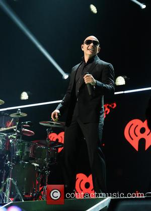 Pitbull - Q102's Jingle Ball 2013 at Wells Fargo Center - Philadelphia, New York, United States - Wednesday 4th December...
