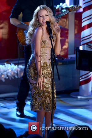 Jewel - 81st annual Rockefeller Center Christmas Tree Lighting Ceremony - New York City, New York, United States - Wednesday...