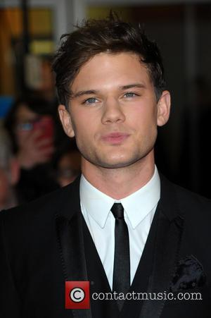 Jeremy Irvine - The Railway Man UK premiere held at the Odeon West End - Arrivals - London, United Kingdom...