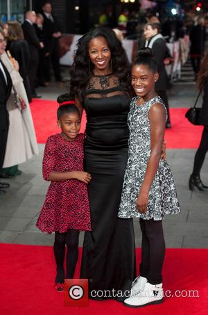 Jamelia and guests