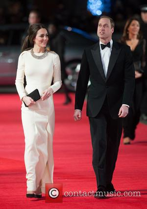 The Duchess Of Cambridge, The Duke Of Cambridge and Prince William
