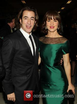 Dermot Mulroney and Juliette Lewis