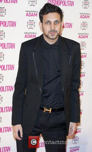Dynamo - Cosmopolitan Ultimate Women of the Year Awards - Arrivals - London, United Kingdom - Thursday 5th December 2013