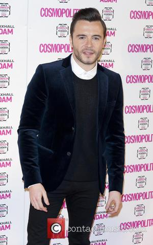 Shane Filan - Cosmopolitan Ultimate Women of the Year Awards - Arrivals - London, United Kingdom - Thursday 5th December...