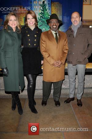 Natalie Morales, Savannah Guthrie, Al Roker and Matt Lauer
