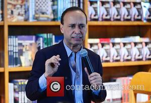 Luis Gutierrez - Congressman Luis Gutierrez greets fans and signs copies of his book 'Still Dreaming: My Journey from the...