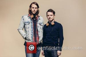 Elijah Wood and Zach Cowi