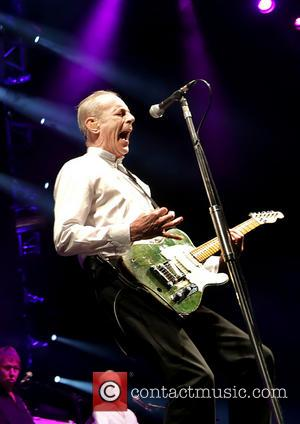 Francis Rossi and Status Quo - Status Quo performing on the first night of their U.K. tour at Echo Arena...