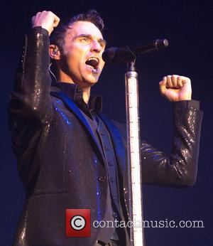 Marti Pellow - Wet Wet Wet perform live at Belfast's Odyssey Arena - Belfast, United Kingdom - Friday 6th December...