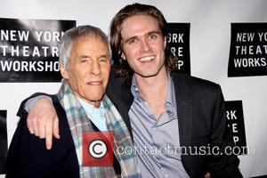 Burt Bacharach and Kyle Riabko - Opening night after party for the musical What's It All About? Bacharach Reimagined, held...