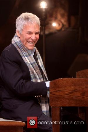 Burt Bacharach - Opening night of the musical What's It All About? Bacharach Reimagined at the NYTW Theatre - Curtain...