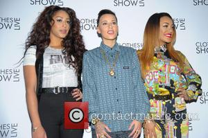 Alexandra Buggs, Karis Anderson, Courtney Rumbold and Stooshe