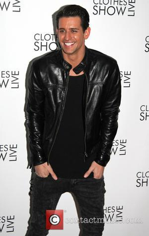 Ollie Locke - Clothes Show Live at Birmingham's NEC - Day 1 - Birmingham, United Kingdom - Friday 6th December...