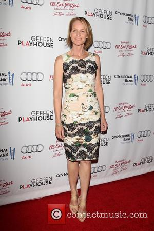 Helen Hunt - Bette Midler one-woman Broadway play in LA. I'll Eat You Last: A Chat with Sue Mengers at...