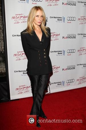 Rosanna Arquette - Bette Midler one-woman Broadway play in LA. I'll Eat You Last: A Chat with Sue Mengers at...