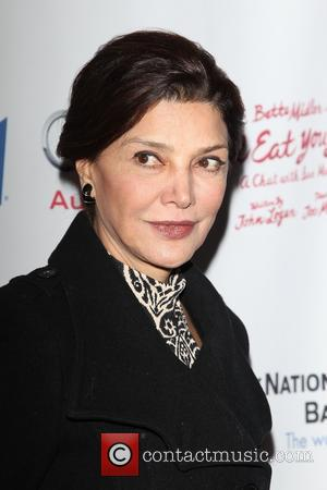 Shohreh Aghdashloo - Bette Midler one-woman Broadway play in LA. I'll Eat You Last: A Chat with Sue Mengers at...