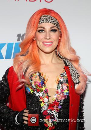 Bonnie McKee - KIIS FM's Jingle Ball At Staples Center - Los Angeles, California, United States - Friday 6th December...