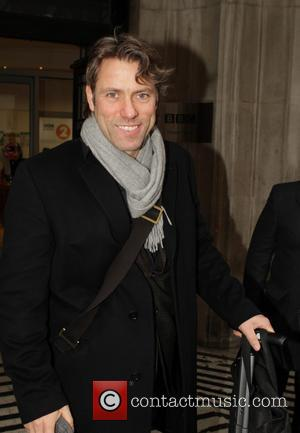 John Bishop - Celebrities leaving BBC Radio2 studios.Central London. - London, United Kingdom - Friday 6th December 2013