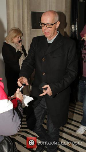 Neil Tennant - Celebrities leaving BBC Radio2 studios.Central London. - London, United Kingdom - Friday 6th December 2013