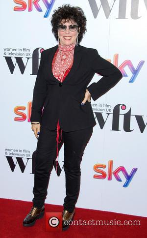 Ruby Wax - Sky's Women in Film and Television Awards - Arrivals - London, United Kingdom - Friday 6th December...