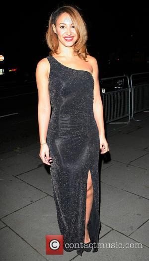 Amelle Berrabah - Celebrities at the Ultimate Cosmopolitan Woman Awards - London, United Kingdom - Friday 6th December 2013