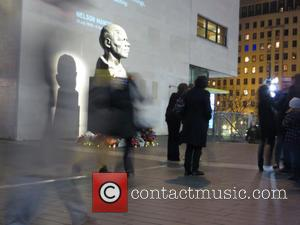 Tribute, Nelson Mandela and London